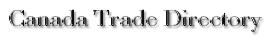 Canada Trade Directory